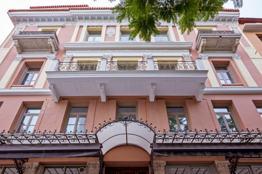 Emporikon athens hotel boutique hotel for Design boutique hotels athens